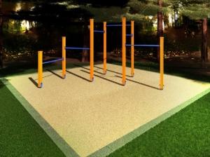 Спортивный комплекс Fitness № 5 7005 Start Line