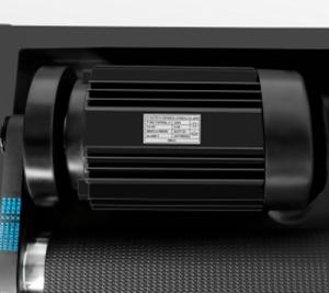 Мощный двигатель 3.0 л.с. переменного тока (Continious AC) японской Fuji Electric