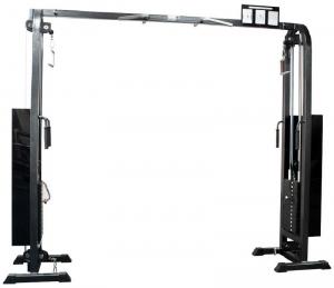 Перекрёстная тяга (грузоблок) (Кроссовер) MB 3.05 серый MB Barbell