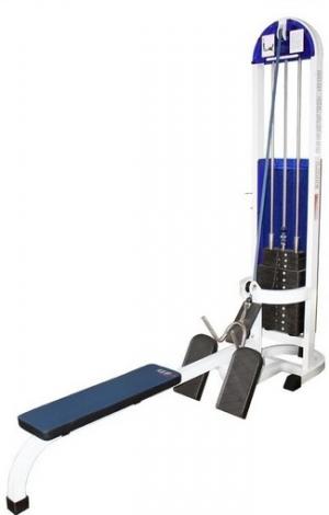 Горизонтальная тяга (грузоблок) MB 3.08 белый MB Barbell