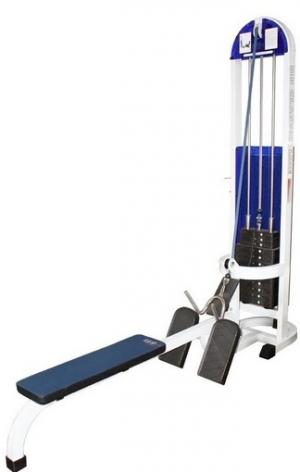 Горизонтальная тяга (грузоблок) MB 3.08 черный MB Barbell