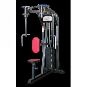 Грудь-машина, задние дельты (грузоблок) MB 3.09 черный MB Barbell