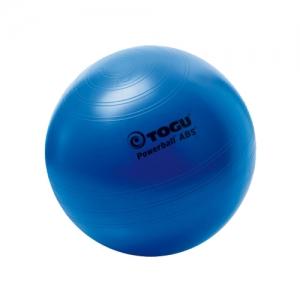 Гимнастический мяч 75см ABS Powerball синий TOGU