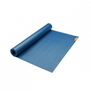Коврик для йоги TBM голубой Hugger Mugger