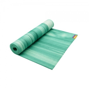 Коврик для йоги NCUM зеленый Hugger Mugger