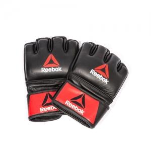 Перчатки без пальцев MMA S RSCB-10310RDBK Reebok