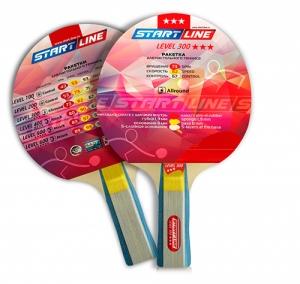 Ракетка теннисная коническая Level 300 12402 Start Line