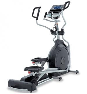 Эллиптический тренажер XE395 Spirit Fitness