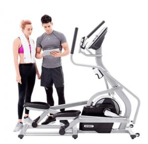 Эллиптический тренажер XG400 (2017) Spirit Fitness вид сбоку