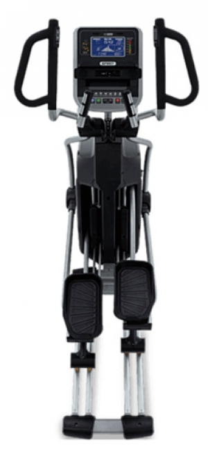 Эллиптический тренажер XE895 (2017) Spirit Fitness вид сверху