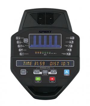 Эллиптический тренажер CE850 Spirit Fitness