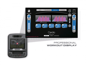 Эллиптический тренажер CE800ENT Spirit Fitness