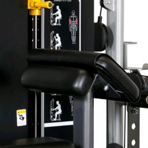 Бицепс/Трицепс - машина DWS117-U2 Spirit Fitness