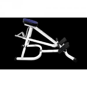 Т-образная тяга с упором в грудь свободные веса MB 4.29 черный MB Barbell