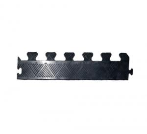 Бордюр резиновый для коврика, 20мм MB-MatB-Bor20 черный MB Barbell
