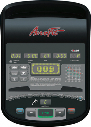 Эллиптический тренажер X4-E LED Aerofit