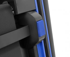 Ножки тренажера имеют плотную резиновую подкладку