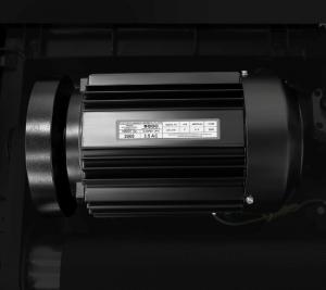 Двигатель от японского производителя Fuji Electric мощностью 3.5 л.с. (постоянный ток DC)