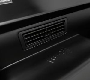 Встроенный вентилятор