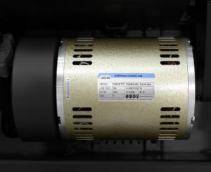 В Force T76 установлен двигатель переменного тока (AC) мощностью 5,0 л.с.