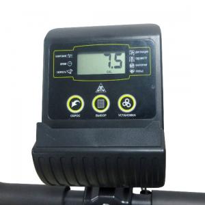 Монохромный LCD с подсветкой