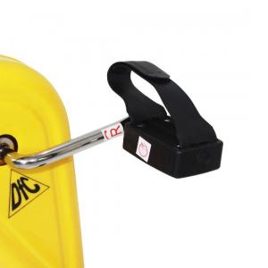 Широкие педали с регулируемыми ремешками