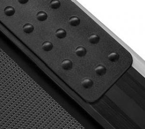 Резиновые накладки боковых направляющих