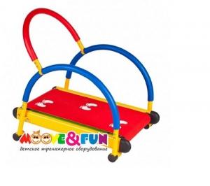 Беговая дорожка для детей SH-01 Moove&Fun