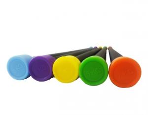 Гимнастическая палка (бодибар) 4кг SVFP401-4-фиолетовый Svarog