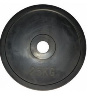 Диск d=26мм,1,5 кг, черный 100315 IronBull