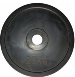 Диск ф 26мм, 2 кг, черный 100320 IronBull