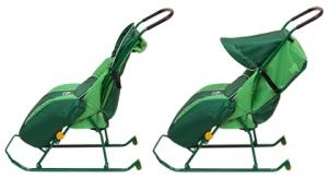 Санки-коляска Тимка 2 Комфорт Тимка
