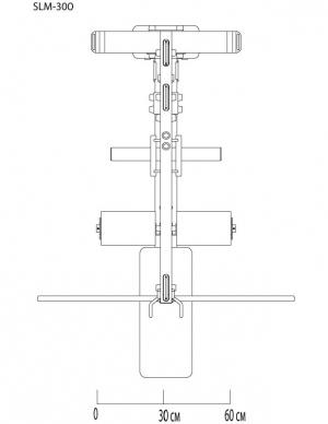 Схема тренажера