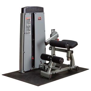 Двухпозиционный тренажер для пресса и спины  Pro Dual DABBsf Body-Solid