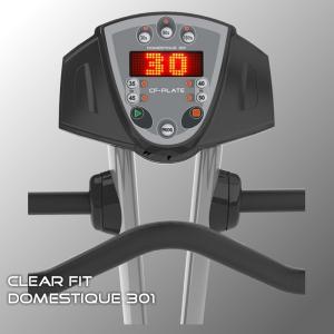 Виброплатформа Domestique 301 Clear Fit