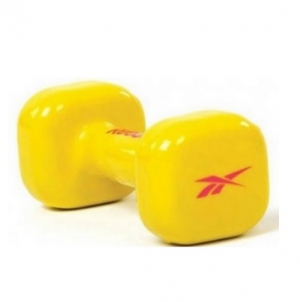 Гантели 3кг RAWT-11053YL желтый Reebok