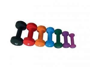 Гантели неопреновые 3 кг 92004-3 Flexter