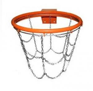 Кольцо баскетбольное №7 вандалоустойчивое 000502 Sport