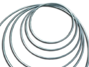 Обруч гимнастический алюминиевый 900 мм утяжеленный 228822 Sport