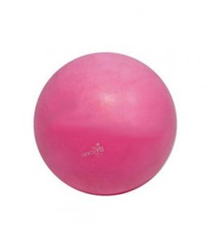 Мяч для пилатес 25см FT-AB-25 розовый Aerofit