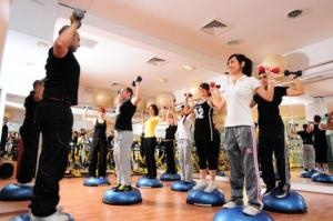 Тренировки на баланс и равновесие