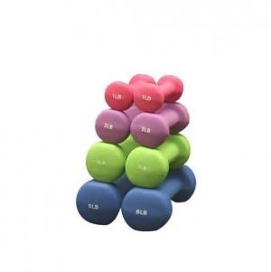 Гантели неопреновые 4 кг 92004-4 Flexter