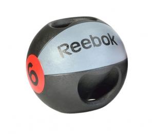 Медицинский мяч с ручками 6 кг RSB-10126 Reebok