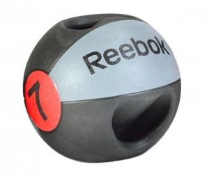Медицинский мяч с ручками 7 кг RSB-10127 Reebok