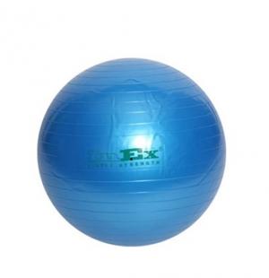Гимнастический мяч 75см IN/BU-30 синий INEX