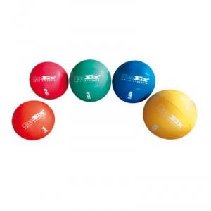 Медицинский мяч 1кг IN/MBR-1 INEX