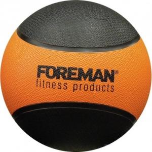 Мяч набивной Medicine FM-RMB1 оранжевый Foreman