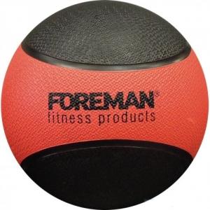 Мяч набивной Medicine FM-RMB2 красный Foreman