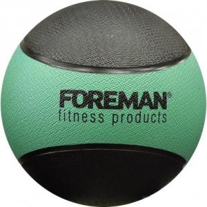 Мяч набивной Medicine FM-RMB3 зеленый Foreman