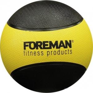 Мяч набивной Medicine FM-RMB5 желтый Foreman